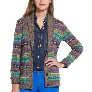 Wallace by Madewell ColorTrack Cardigan Sweater/XS